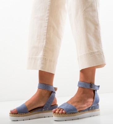 Sandale Xefop Albastre