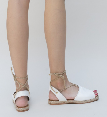 Sandale Medein Albe