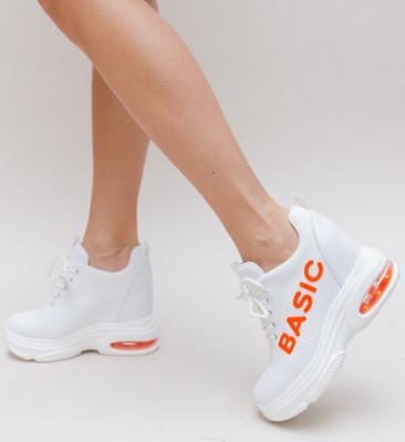 Pantofi Sport Zizin Albi
