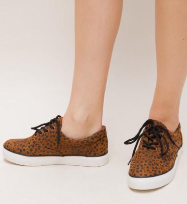 Pantofi Sport Duka Leopard