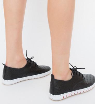 Pantofi Casual Hilio Negri