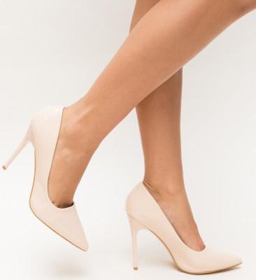 Pantofi Vivo Nude