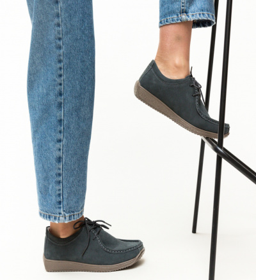 Pantofi Casual Helvetic Gri