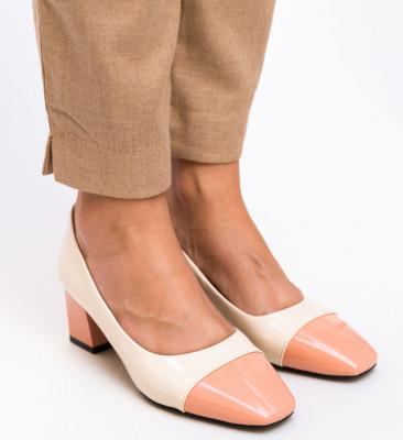 Pantofi Ella Roz