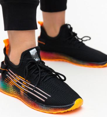 Pantofi Sport Jamo Negri