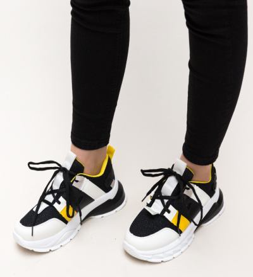 Pantofi Sport Zena Negri