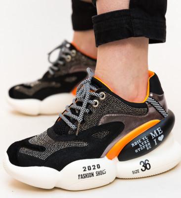 Pantofi Sport Funton Negri