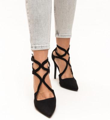 Pantofi Bibi Negri