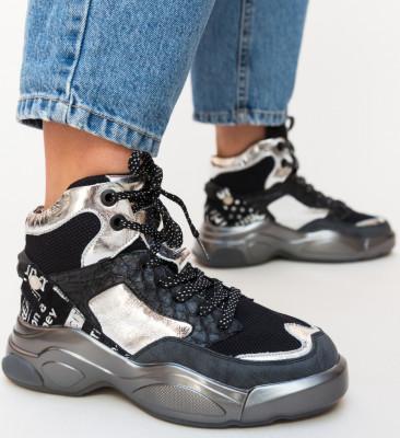 Pantofi Sport Huza Negri