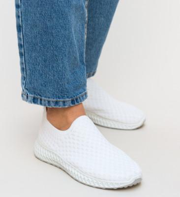 Pantofi Sport Clemeno Albi