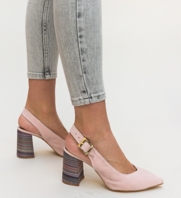 Pantofi Palalama Roz 2