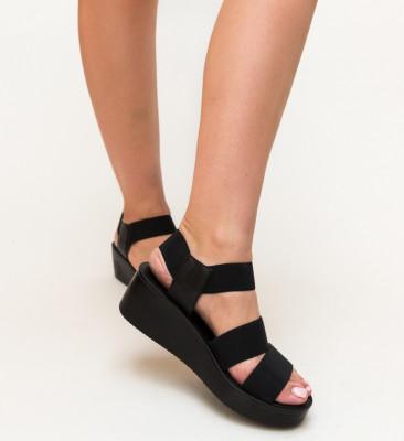 Sandale Ozan Negre