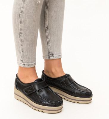 Pantofi Casual Histria Negri