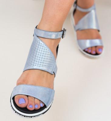 Sandale Revinda Gri