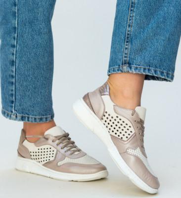 Pantofi Casual Meldy Bej