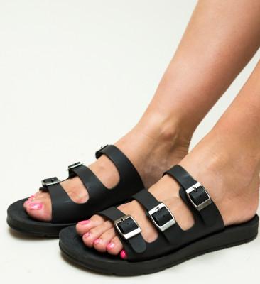 Papuci Balance Negri