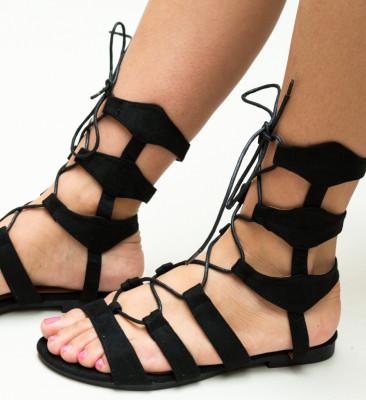 Sandale Chelsie Negre
