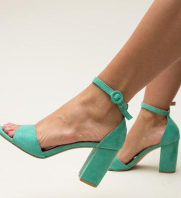 Sandale Chantel Verzi