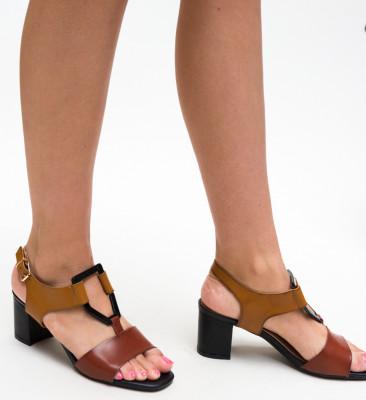 Sandale Scrund Maro