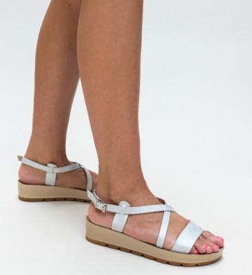 Sandale Bioda Argintii