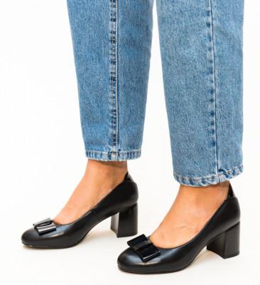 Pantofi Amon Negri