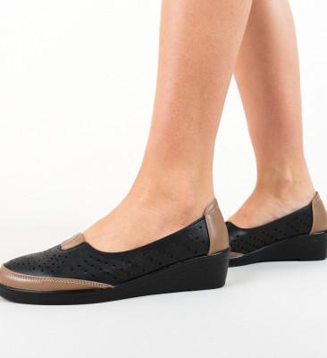 Pantofi Casual Aldron Negri
