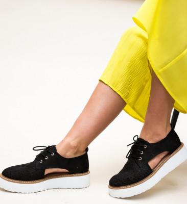 Pantofi Casual Ardilen Negri