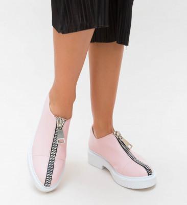 Pantofi Casual Beuda Roz