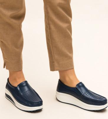 Pantofi Casual Bicaz Bleumarin