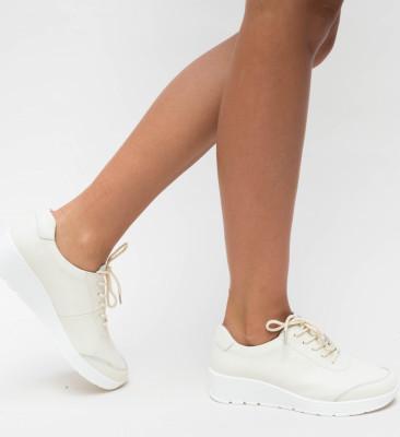 Pantofi Casual Cimiso Bej
