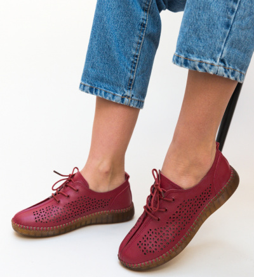Pantofi Casual Crawler Grena