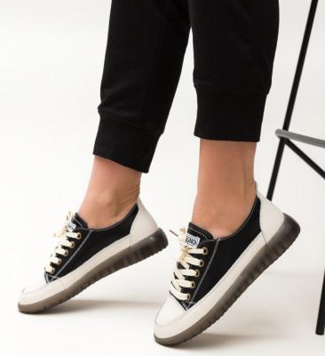 Pantofi Casual Digrio Negri