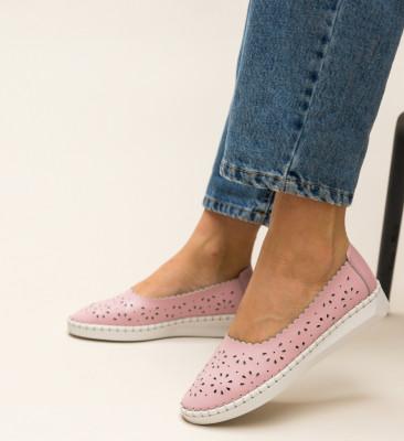Pantofi Casual Egipt Roz