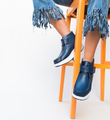 Pantofi Casual Ersan Bleumarin