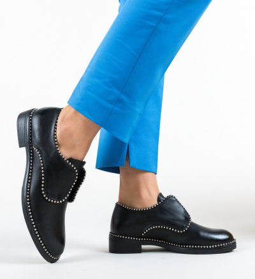 Pantofi Casual Espinosa Negri