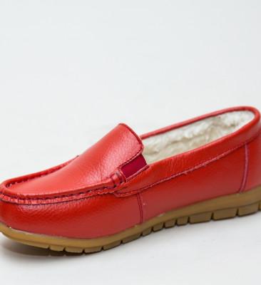 Pantofi Casual Givy Rosii