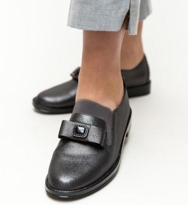 Pantofi Casual Lamb Gri