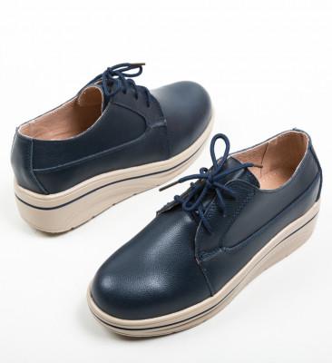Pantofi Casual Lionata Bleumarin