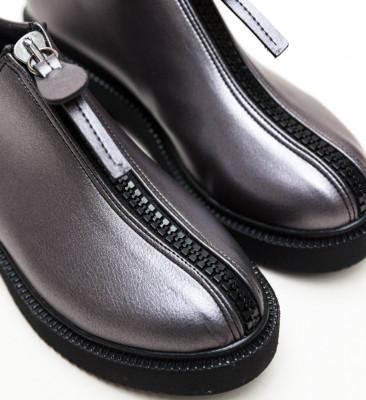 Pantofi Casual Lukoni Gri