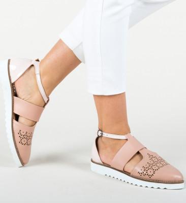 Pantofi Casual Poli Roz