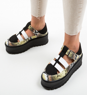 Pantofi Casual Ramada Negri 2