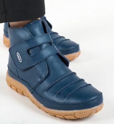 Pantofi Casual Ramirez Bleumarin