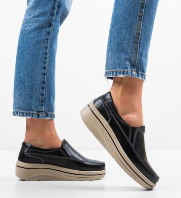 Pantofi Casual Rankin Negri