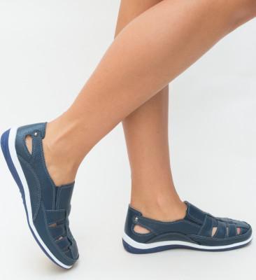 Pantofi Casual Romeo Bleumarin