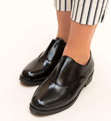 Pantofi Casual Sentino Negri