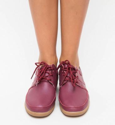 Pantofi Casual Solio Grena 2