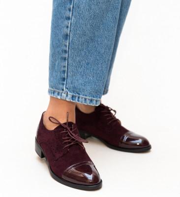 Pantofi Casual Tahir Grena