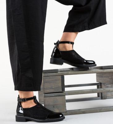 Pantofi Casual Trejo Negri
