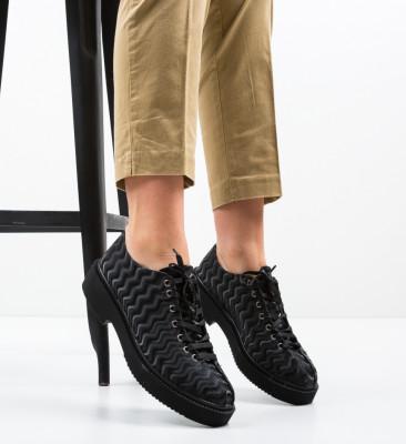 Pantofi Casual Tunisia Negri 2