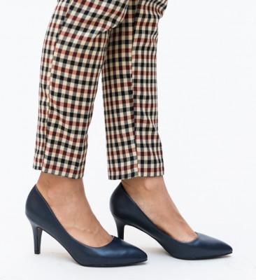 Pantofi Cheloo Bleumarin
